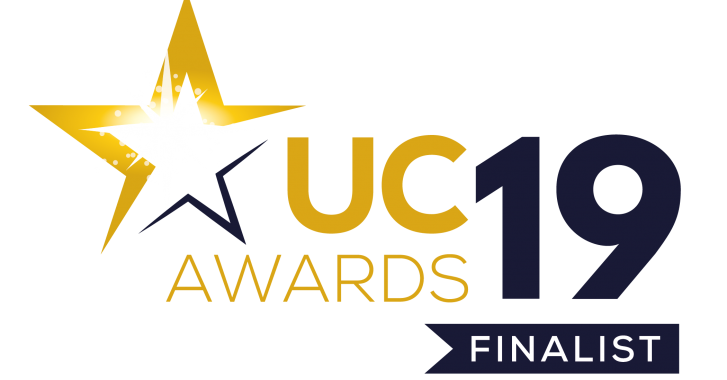NUSO is a Finalist for the UC Today Awards 2019!
