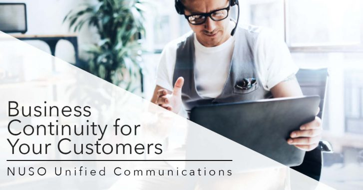 Getting Your Customers Ready for Coronavirus: Everything You Need to Know about Selling NUSO Unified Communications