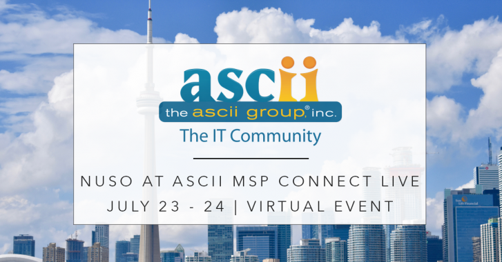ASCII Toronto MSP Connect Live Event Recap 2020