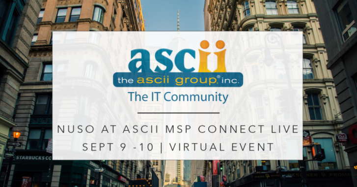 ASCII New York & New Jersey MSP Connect Live Event Recap 2020